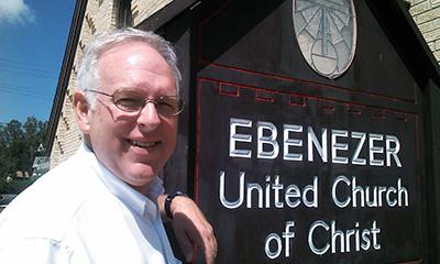 Rev. Michael B. Safford-Kennedy Pastor